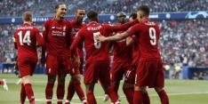 Van Dijk en Wijnaldum winnen Champions League met Liverpool