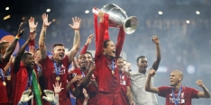 """Champions League-winnaar Van Dijk: """"Heel erg trots"""""""