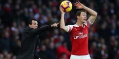Arsenal-flop Lichtsteiner vertrekt uit Emirates Stadium