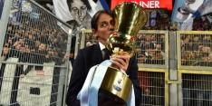 Lazio bevestigt: Inzaghi bedenkt zich en vertrekt
