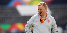 """Koeman: """"Overtuigd om met De Jong en De Roon te spelen"""""""