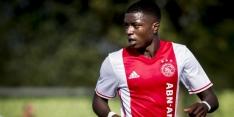 FC Utrecht neemt aanvaller Maddy (18) over van Ajax