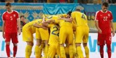 EK-kwalificatie: Servië krijgt pak slag, Spanje wint simpel