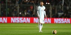 Messi belangrijk voor Argentinië, ook winst Uruguay