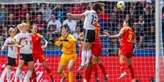 Duitsland begint WK met moeizame zege op China