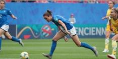 Italië wint meteen van Australië na absentie van 20 jaar op WK