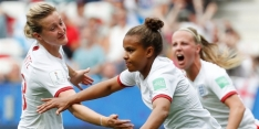 Engelsen beginnen uitstekend met zege in Britse clash