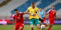 Groep B: Servië herstelt zich van pak slaag, Oekraïne wint