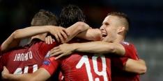 Groep A: Tsjechië klopt Montenegro, Kosovo doet goede zaken