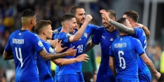 Italië nadert EK na moeizame zege op Bosnië-Herzegovina