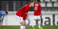 SC Cambuur haalt middenvelder Jacobs op bij Jong AZ