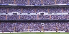 Indrukwekkende beelden: 50.000 Real-fans verwelkomen Hazard