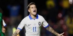 Brazilië revancheert zich met ruime overwinning op Zuid-Korea