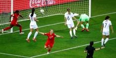 Canada volgt Oranje Leeuwinnen naar achtste finales