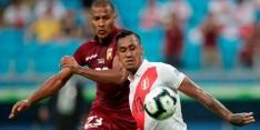 Copa America: Venezuela en Peru spelen doelpuntloos gelijk