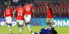 Chili haalt uit tegen Japan, slechte start voor Curaçao