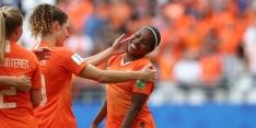 Oranje toont tekenen van herstel en treft na overwinning Japan