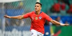 Herboren Sanchez leidt Chili naar kwartfinale van Copa America