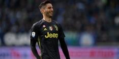 Juventus verlengt contract van middenvelder Bentancur tot 2024