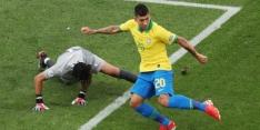 Brazilië als groepswinnaar door na 0-5 zege op Peru