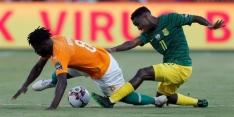 Veldwijk kan verlies Zuid-Afrika tegen Ivoorkust niet afwenden