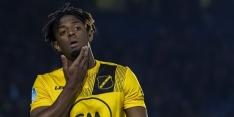NAC Breda laat Leigh op huurbasis vertrekken naar Schotland