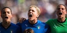 Oranje treft met verrassend Italië een ploeg in vorm