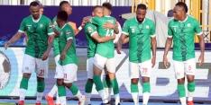 Madagascar schrijft historie met eerste zege op Afrika Cup