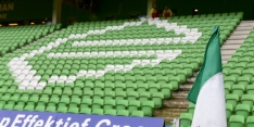 Eerste speelminuten drietal FC Groningen tegen Vitesse 2