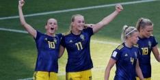 Zweden verslaat Duitsland en is tegenstander van Oranje
