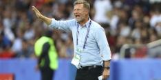 Zweedse bondscoach vond zijn ploeg 'niet handig genoeg'