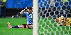 """Suarez mist penalty bij uitschakeling: """"Ik ben verdrietig"""""""