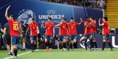 Spanje verslaat Duitsland en pakt Europese titel