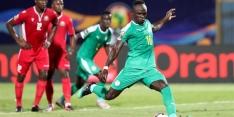 Mané mist penalty en scoort twee keer voor winnend Senegal