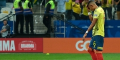 Colombiaan Tesillo krijgt doodsbedreiging na gemiste penalty