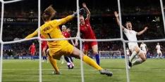 Verenigde Staten halen WK-finale na titanenstrijd met Engeland
