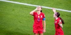 Amerikaanse ster Alex Morgan verwacht 'schitterende finale'