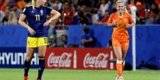 Treffer Groenen genomineerd voor mooiste doelpunt van het WK