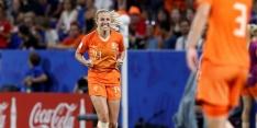 Groenen schiet Oranjevrouwen in verlenging naar de WK-finale