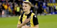 Voormalig Ajax-doelwit Ødegaard trekt naar Sociedad