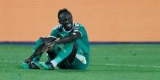 Mané neemt op Afrika Cup geen penalty's meer voor Senegal