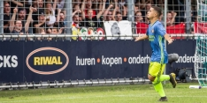 """Azarkan blinkt uit bij Feyenoord: """"Mooi om bij eerste te trainen"""""""