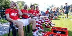 AZ legt Club Brugge over de knie, Willem II dankt Grieks duo