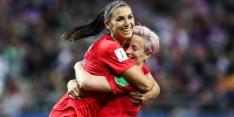 Dit is waarom de VS zo goed is in vrouwenvoetbal