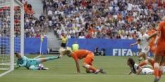 Van Veenendaal beste goalie, Rapinoe krijgt twee prijzen
