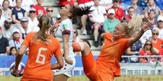 """Van der Gragt kan leven met gegeven penalty: """"Ik raak haar wel"""""""