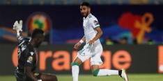 Algerije simpel naar kwartfinale, sprookje Madagascar duurt voort