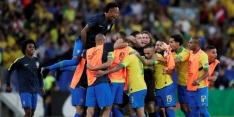 Brazilië wint Copa América na hoofdrol voor Gabriel Jesus