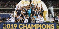Mexico klopt VS en wint Gold Cup voor de achtste keer