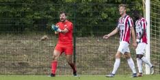 Clubloze Velthuizen na trainingsperiode vertrokken bij Willem II